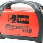 Сварочный инвертор TELWIN Force-165 2